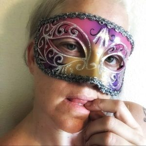 Accessories - Female Venetian Mask
